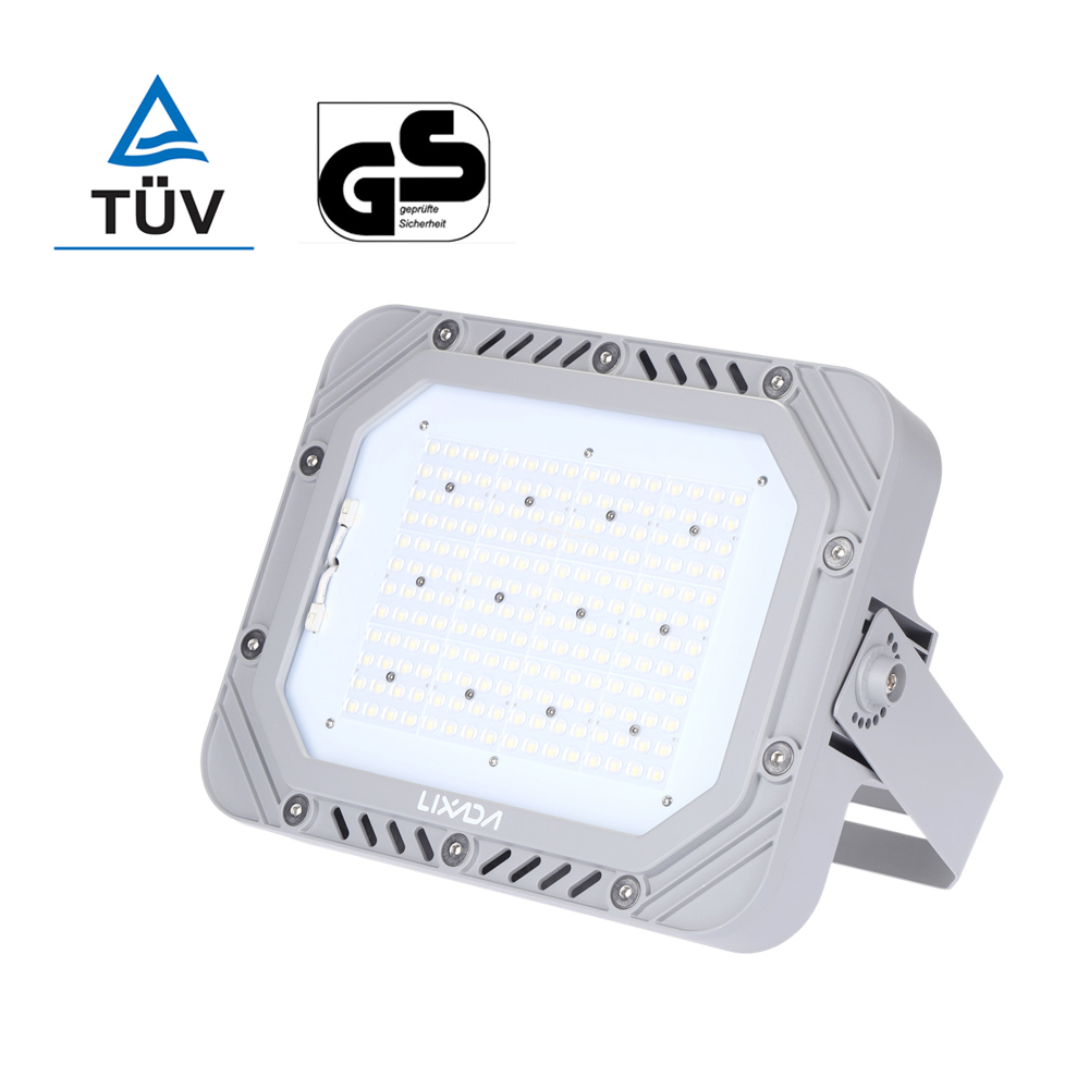 LED Flood Light UL Certification 100-277V 150W 17250LM High Bright IP66 Water Resistant White Spotlight Security Lamp(China (Mainland))