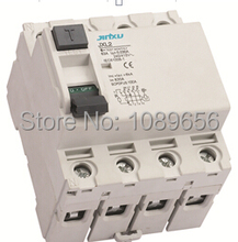 ID 25A 4pole electromagnetic type RCCB electric leakage circuit breaker ELCB electric leakage protector(China)