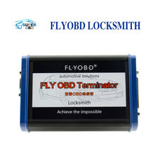 2016 FLY OBD Terminator Locksmith Version Free Update Online with Free J2534 Software