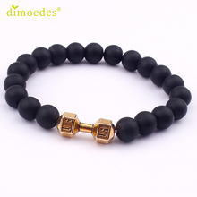 Diomedes Gussy Life wholesale Popular Women Men Fashion Bracelet Buddha Elastic Beaded Bracelet Chain Charm Bracelets Jan22