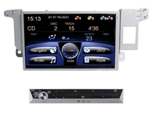 Roadrover Multi-function Car DVD Player GPS Navigation Bluetooth/Audio/Radio/Ipod for Lexus ES250 2012(China)