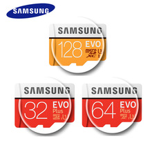 Buy SAMSUNG MicroSD Card 64GB 100Mb/s 32gb 16gb 128gb 256gb Memory Card Class10 U3 Microsd TF Card Phone SDHC SDXC Adapter for $2.62 in AliExpress store