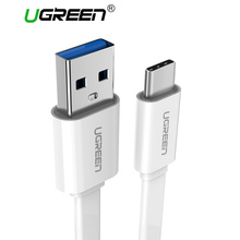 Ugreen USB Type C Cable 3.1 USB Type-C Chager Data Cable USB C Mobile Phone Cable for Xiaomi OnePlus 2 Nexus 6P 5X ZUK Z1 Z2 MAC(China)