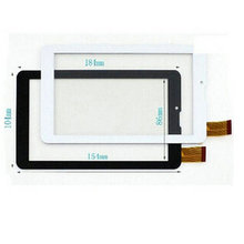 New 7'' Oysters T72ER 3G Touch Screen Digitizer Tablet Touch Panel Sensor Glass Replacement Free Shipping