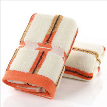 2017 Fashion 34cm*73cm Arrow Soft Cotton Terry Hand Towels for Adults Decorative Face Bathroom Hand Towels Toallas de Mano
