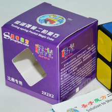 Shengshou Aurora Cube(PVC Sticker) 2-Layer 3-Layer 5-Layer Magic Cube 5x5x5 Professional Puzzle Speed Cubes Special Toys