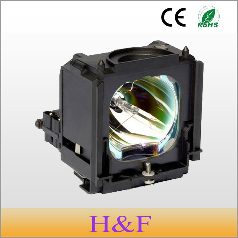 HoneyFly Free Shipping BP96-01472A Rear Replacement Projection TV Lamp Projector Light With Housing For Samsung Proyector Luz <br>