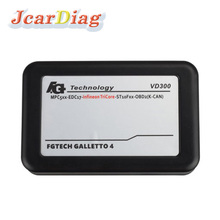 Quality A+ Multi-langauge V54 FGTech Galletto 4 Master BDM-TriCore-OBD Function FG Tech V54 VD300 ECU Programmer