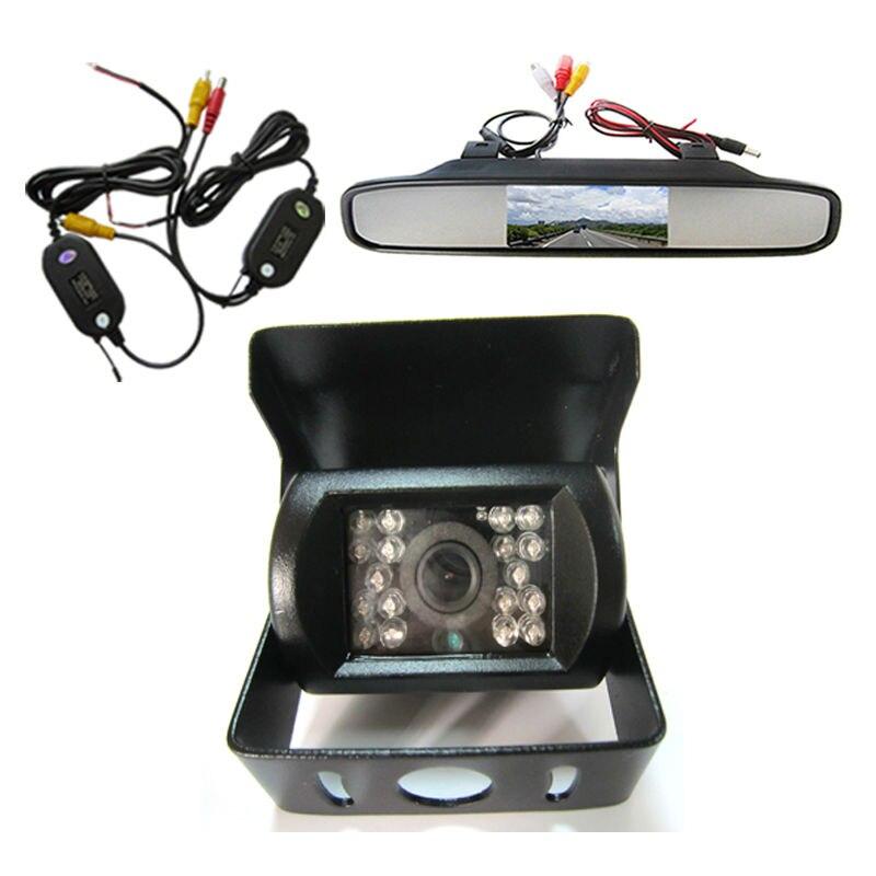Камера заднего вида на авто с монитором с алиэкспресс