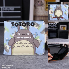 Surprise In This Summer: Anime My Neighbor Totoro High Quality Synthetic Leather Exquisite Wallet/Button Purse