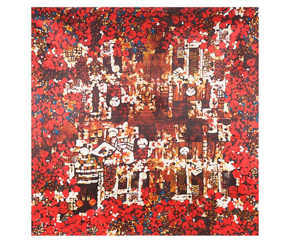 Square Silk Scarf (12)