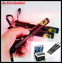 Actionbabei Hot! New 3 in 1 Torch Flashlight Type Creative Electric Shock Toy Novelty Electric Joke Gifts Hallowmas Prank Gifts(China)