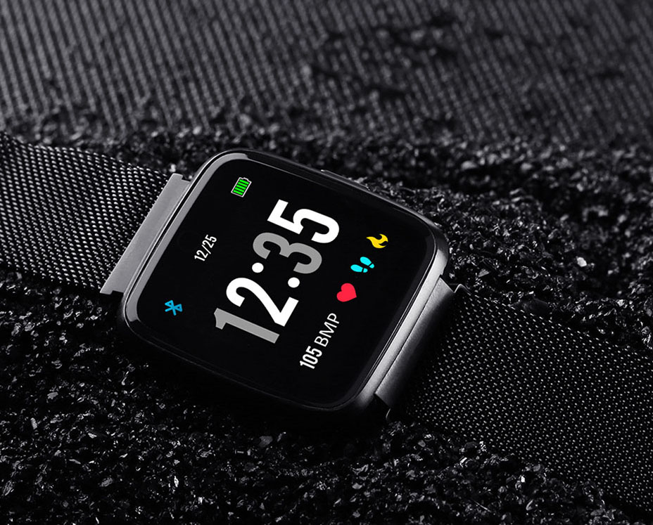 COLMI Full screen multi-touch Smart watch IP67 Waterproof Fitness Tracker Heart Rate Monitor Clock Smartwatch For Android IOS_13