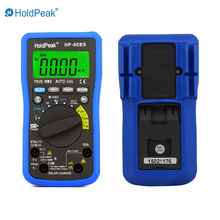 Multimerto Digital HoldPeak 90BS True RMS Digital Multimeter Auto Range Max/Min and Battery Tester with Temperature Unit Select(China)