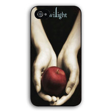 The Twilight Moive custom design logo printed hard plastic phone cover for Apple iPhone 6 6s plus 4 4s 5 5c 5s case