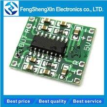 5pcs PAM8403 2x3W Dual Channel Mini Digital Power Amplifier Board Arduino Class D Stereo Audio Amplifier Module 5V Power