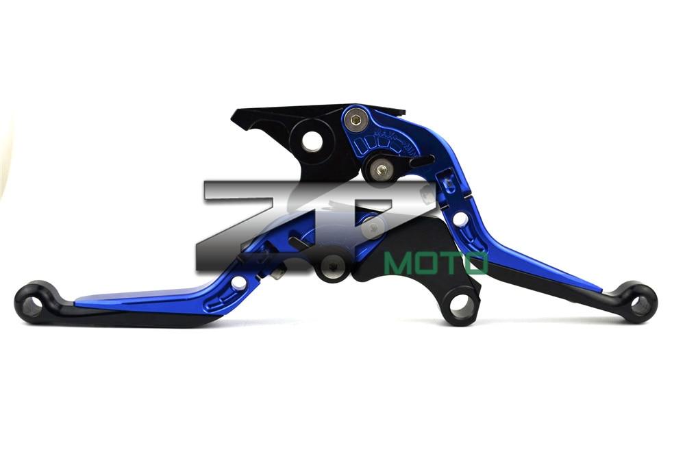 Adjustable Folding Extendable Brake Clutch Levers For Yamaha FZ6 FAZER FZ1 FAZER FZ6R FZ8 XJ6 DIVERSION 8 Colors<br><br>Aliexpress