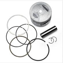 72MM PISTON PIN RINGS KIT CG250 250CC SCOOTER ATV QUAD GO KART(China)