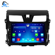 3G/4G+WIFI net navigation dvd android 6.0 system stereo For Nissan pulsar tiida 2016 years car gps multimedia player radio
