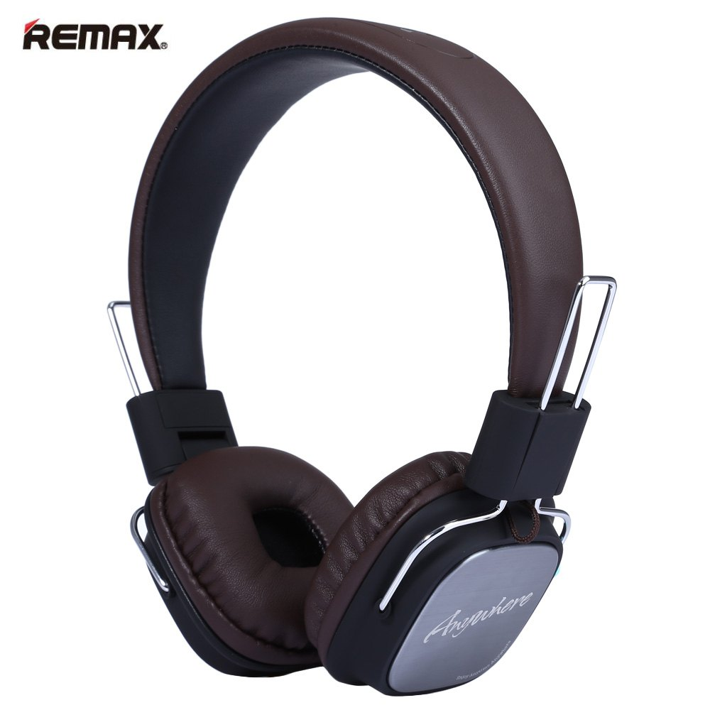 REMAX RM-100H 3.5mm Plug Headphone HiFi 1.2m Cable Headband Headset Stereo Music Noise Reduction Earphone For PC Mobile Phone<br><br>Aliexpress