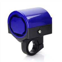 Bicycle Bell Bike Electric Horn Kid's Bike Safety Alarming Bicycle Handlebar Ring Loud Powerful