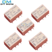 5PCS SMD G6K-2F-Y Signal Relay 8PIN for Omron Relay DC 12V