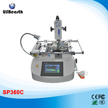 SP-360C Touch screen BGA Rework Station reballing machine Shuttle Star SP360C with PLC control, free tax to EU