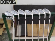 Brand New Boyea Fourteen TC510 Irons Fourteen Golf Forged Irons Golf Clubs 4-9P R/S Flex Steel Shaft With Head Cover
