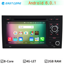 Android 6.0.1 Octa Core 2GB RAM 32GB ROM Car DVD Player For Audi A4 2002-2007 Seat Exeo 2009-2012 Radio GPS Navigation System