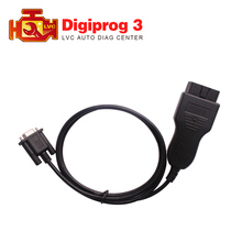 High Quality Digiprog3 Main Testing Cable Digiprog III OBDII Cable Free Shipping(China)