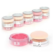 Beauty Women 3D Pure Mineral Face Cheek Color Blush Blusher Powder Cosmetic Hot On Sale(China)