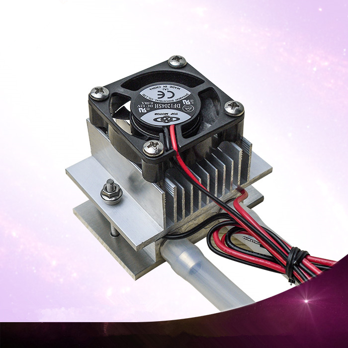 Computer graphics coolers CPU water cooling system dedicated mini-conditioned conduction-cooled cold Acquisition System buckle<br>