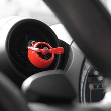 Car Air Conditioner Outlet Vent Clip Air Freshener Perfume Fragrance Scent Sweet Smell Aromatic Cologne Bouquet(China)