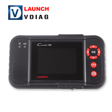 2016 Original Launch Creader 8 creader viii same as CRP129 CRP 129 OBDII code reader update on official site creader viii(China)
