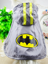 New High Quality Spring and Summer Pet Dog Clothes Fashion Batman Cape for Dogs Teddy Coat Pet Products XS-XXL