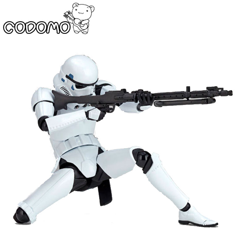 Star Wars  Clone Storm Trooper Darth Vader action figure toy with box 2017 New high quality star wars Black knight figuras toy<br><br>Aliexpress