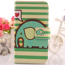 ABCTen Case For UTime Smart G7 4.5 Quad Core Dual SIM Cell Phone Cover PU Leather Skin Book Design & Card Slot