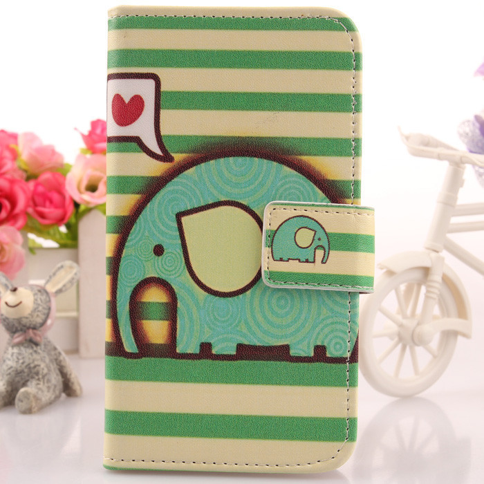 ABCTen Case For UTime Smart G7 4.5 Quad Core Dual SIM Cell Phone Cover PU Leather Skin Book Design & Card Slot(China)