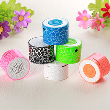 Portable Mini Stereo Bass Speakers Music Player Wireless TF Speaker  Free Shipping H0T0