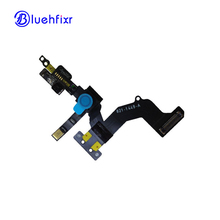 50 PCS/LOT New Front Small Camera For iPhone 5 Facetime Facing Proximity Sensor Ribbon Flex Cable Replacement Parts(China)