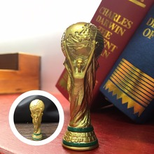 Soccer figurine football stars competition classic Brazil Cup world cup model toy action figure ornament dolls collectible gift