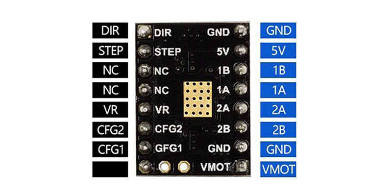 mk TMC2100 detail 8