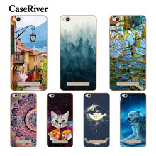 Buy CaseRiver Redmi 4A NEW Soft TPU Silicone Xiaomi Redmi 4A Case Cover Printed Phone Back Protective Case Xiaomi Redmi 4A for $1.14 in AliExpress store