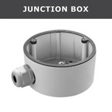 DS-1280ZJ-DM20 Junction Box Bracket CCTV Camera Accessories Conduit Base For 2CD27xx series Dome Camer(China)