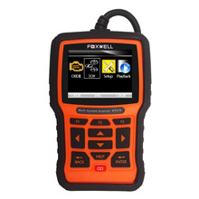 2017 Professional OBD2 Scanner Foxwell NT510 For Toyota Lexus Sicon Airbag Air Bag Crash Data Reset ABS Engine Code Reader