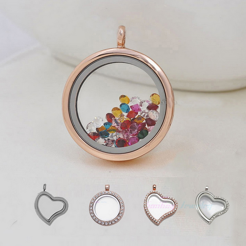Floating Locket Charms - Show (3)