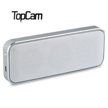 Super Thin AEC BT202 Wireless Portable Mini Bluetooth Speaker With Mircophone for Hands-free Call Compatible With Smart Phone