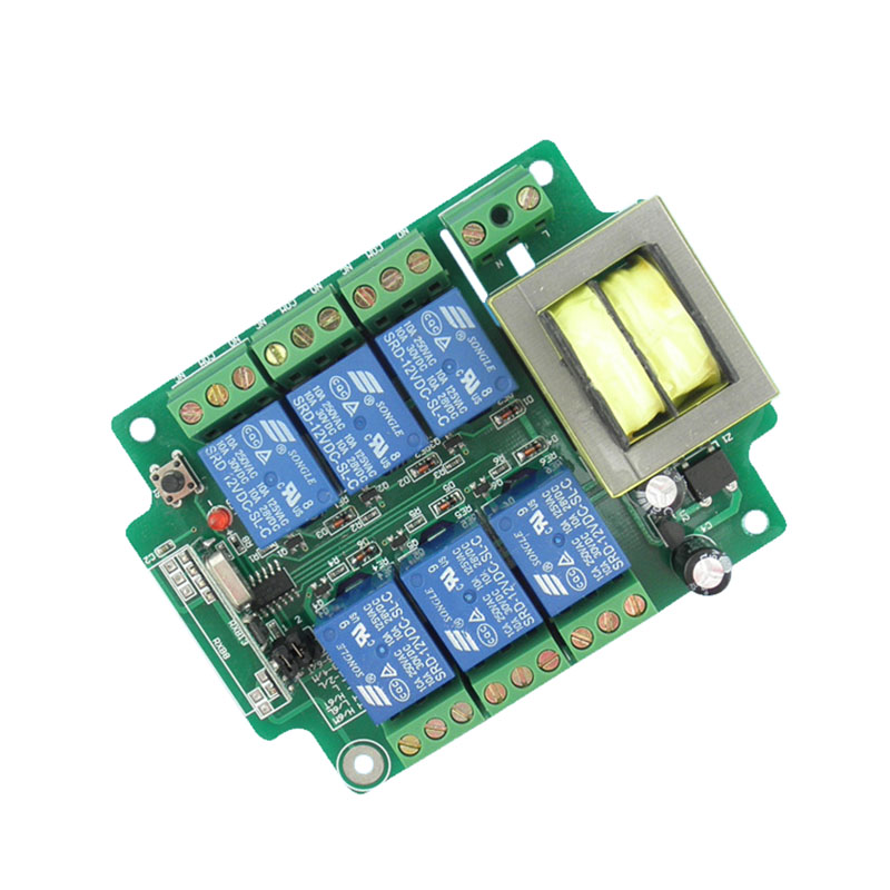 Promotion! TD 1x TAD-YK60A-2A-1000 220V wireless dual remote control relay 15.2*9*5.5CM<br>