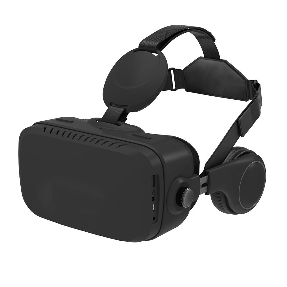 VR Headset VR Glasses 3D Virtual Reality Goggles 1920*1080p VR HDMI Android 5.1 Full HD 5.5 inch Screen All In One(China (Mainland))