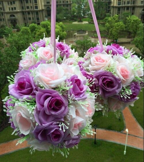 6 15cmwedding kissing balls silk flower balls decorative hanging 6 15cmwedding kissing balls silk flower balls decorative hanging flower ball centerpieces mightylinksfo